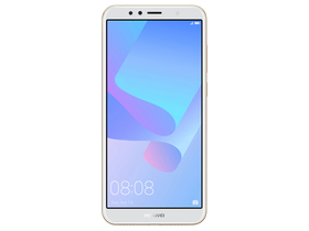 Huawei Y6 (2018) Dual SIM,Gold (Android)