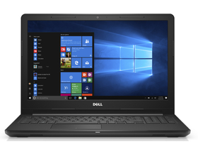 "Notebook Dell Inspiron 3576 3576FI5WB1 15,6"" FHD, negru + Windows 10 Home (tastatura layout HU)"