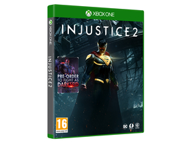 Injustice 2 Xbox One hra
