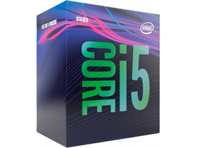 Intel CPU S1151 Core i5-9400 2.9GHz 9MB Cache BOX CPU