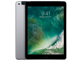 iPad 9.7 Wi-Fi + Cellular 128GB, astrogray (mp262hc/a)