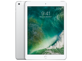 iPad 9.7 Wi-Fi + Cellular 128GB, silver (mp272hc/a)