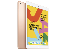 "Apple iPad 7 (2019) 10.2"" Wi-Fi 128GB, arany (mw792hc/a)"