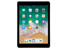 Apple iPad 6 9.7 Wi-Fi 128GB, astro-siv (mr7j2hc/a)