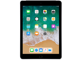 Apple iPad 6 9.7 Wi-Fi + Cellular 128GB, space gray (mr722hc/a)