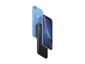 Apple iPhone XR 64GB okostelefon, kék
