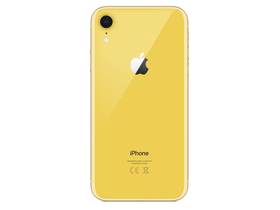 Apple iPhone XR 256GB okostelefon, sárga