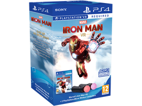 Camouflaj Marvel`s Iron-Man VR PS4 Spielsoftware
