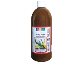 Sudor tempera, 500 ml, barna