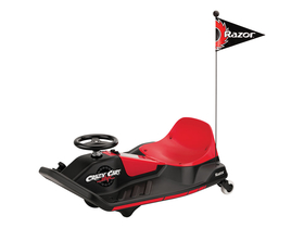 Razor - Crazy Cart Shift, black/red