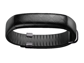 Jawbone UP2 smart náramok, Black Diamond