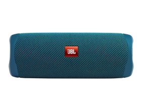 JBL FLIP 5 ECO Edition Tragbarer Bluetooth-Lautsprecher, ocean blue