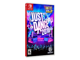 Just Dance 2018 Nintendo Switch hra
