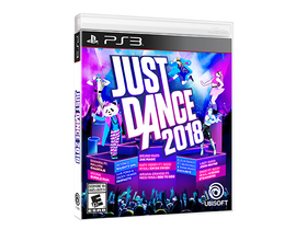 Just Dance 2018 PS3 igra