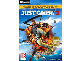 Just Cause 3 PC hra