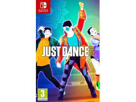 Just Dance Nintendo Switch hra