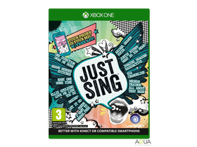 Just Sing Xbox One hra