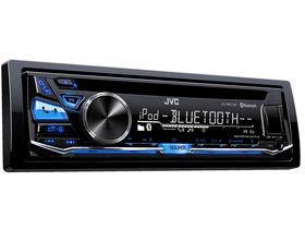 JVC KD-R871BT Bluetooth CD/USB rádio
