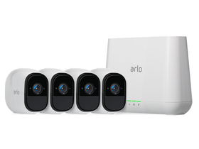 Netgear Arlo 4 x HD Camera WiFi + Smart Home Base  (VMS4430)