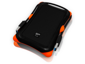 Hard Disk extern Silicon Power Armor A30 USB 3.0 1TB, negru