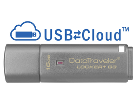 Kingston DataTraveler Locker+ USB memorija G3 32GB USB3.0 metalno kućište