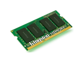 Kingston (KVR16LS11/4) 4GB DDR3 low voltage notebook memória