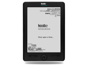 Koobe Novelbook Shine ebook reader