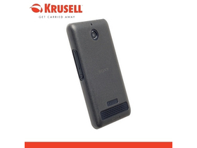 Toc plastic Krusell FrostCover  Sony Xperia E1 D2105 fumuriu (89953)