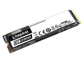 Kingston KC2500 M.2 2280 NVMe 250GB SSD (SKC2500M8/250G)