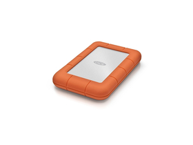 LaCie Rugged V2 2.5 `1TB USB3 Thunderbolt, IP54 rated resistance externý hard disk