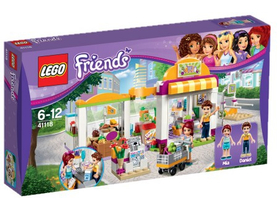 LEGO® Friends Supermarket u Heartlakeu 41118