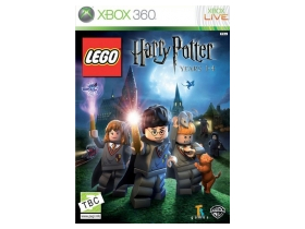 Игра Lego Harry Potter 1-4 Cla за Xbox 360