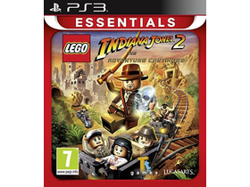LEGO Indiana Jones 2 Essentials PS3 játékszoftver