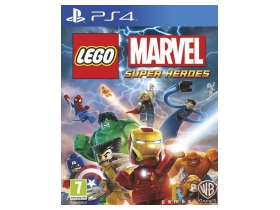 Joc software Lego Marvel Super Heroes PS4
