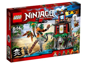 LEGO® Ninjago Insula Tiger Widow 70604