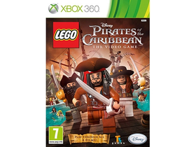 Lego Pirates Family Hits (XBOX360) igra