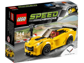 LEGO® Speed Champions Chevrolet Corvette Z06 75870