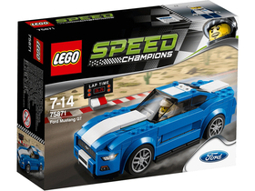 LEGO® Speed Champions Ford Mustang GT 75871