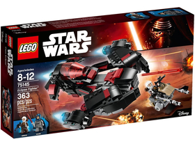 LEGO ® Star Wars Eclipse Fighter 75145