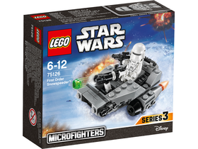 LEGO® Star Wars  Confidential Microfighter Villain craft blue 75126