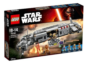 LEGO® Star Wars  Resistance Troop Transport 75140