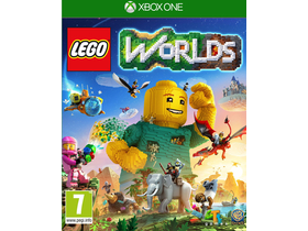 Lego Worlds Xbox One Spielsoftware