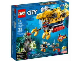LEGO® City - Meeresforschungs-U-Boot (60264)