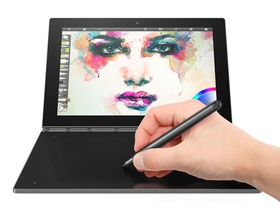 Lenovo Yoga Book YB1-X90L (ZA0W0000HU) 64GB Wi-Fi + 4G/LTE tablet, Grey (Android)