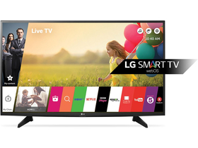 Телевизор webOS 3.0 SMART LED LG 43LH590V
