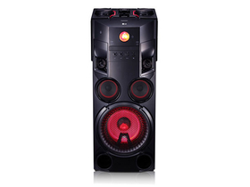 LG OM7560 Mini Hifi, Bluetooth, NFC, Audio DJ rendszer