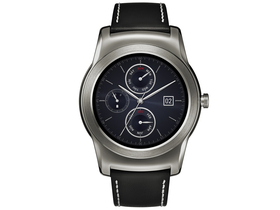 Smart watch LG Watch Urbane, silver
