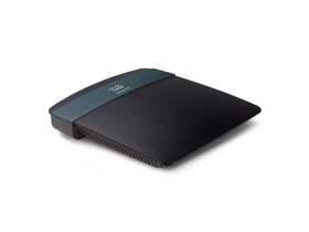 Безжичен рутер Linksys EA2700 Dual band N600 gigabit wireless router