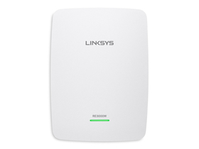 Linksys RE3000W 300Mbps wireless router and repeater (range extender)