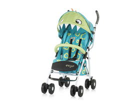 Chipolino Ergo sport Kinderwagen, Blue Baby Dragon 2019